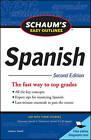 Schaum's Easy Outline of Spanish by Conrad J. Schmitt (Paperback, 2011)