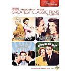 Greatest Classic Films - Romantic Comedy (DVD, 2009, 2-Disc Set)