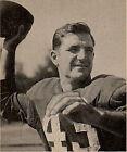 1948 Bowman Sammy Baugh Washington Redskins #22 Football Card