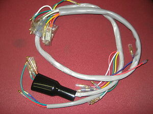 s l300 honda ct90 wiring harness new k1 k2 k3 trail 90 ct 90 wiring ebay ct90 wiring harness at creativeand.co
