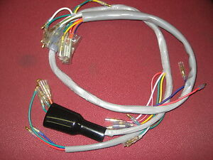 s l300 honda ct90 wiring harness new k1 k2 k3 trail 90 ct 90 wiring ebay ct90 wiring harness at crackthecode.co
