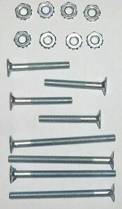 New-Mounting-bolt-Kit-for-Quad-Roller-Skates-includes-4-short-4-long-8-Nuts-H