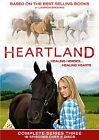 Heartland - Series 3 - Complete (DVD, 2012, 5-Disc Set)
