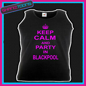 KEEP-CALM-AND-PARTY-IN-BLACKPOOL-CLUBBING-HEN-PARTY-UNISEX-VEST-TOP