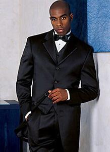New-Mens-40XL-Fubu-034-Venetian-034-Tuxedo-Package-Wedding-Prom-Bargain-Discount-40XL