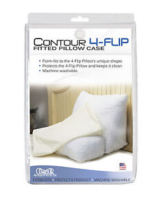 Pillow-Cover-Case-for-Flip-Pillow-by-Contour-Products-Covers-amp-Protects-Wedge