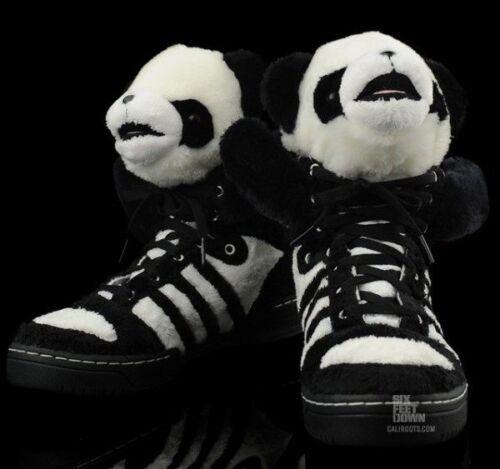 Street Loli vintage Creeper Adidas ObyO Jeremy Scott China panda sneakers shoes