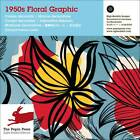 1950s Floral Graphic by Pepin Van Roojen (Mixed media product, 2012)