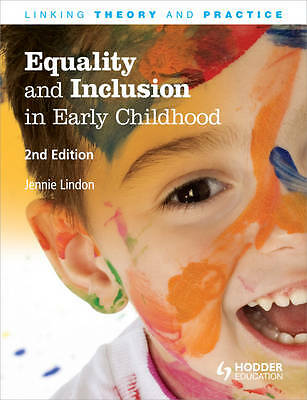 Equality & Inclusion in Early Childhood, 2nd Edition (Linking Theory-ExLibrary