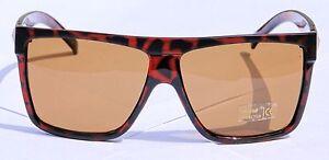 New-Tortoise-Shell-Madness-Wayfarer-Sunglasses-Mens-Womens-UV400-Retro-Fashion