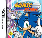 Sonic Rush -- Pyramide Software (Nintendo DS, 2007)