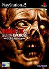 Resident Evil: Survivor 2 - Code Veronica (Sony PlayStation 2, 2002, DVD-Box)