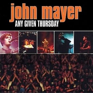 JOHN-MAYER-Any-Given-Thursday-2CD-BRAND-NEW-Live