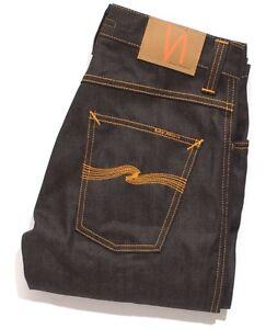 Nudie-Jeans-Slim-Jim-Organic-Dry-Dark-NWT-sz-30-38-240