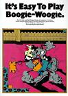 It's Easy to Play Boogie-Woogie by Music Sales Ltd (Paperback, 2000)