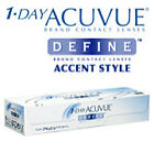 Johnson & Johnson 1 Day Acuvue Define Contact Lens