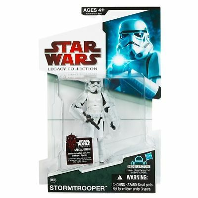 Star Wars The Legacy Collection BD46 STORMTROOPER