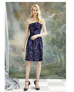 AF-44 W 1.1* L 1 M Navy Blue DIY Handmade Silk Crepe Satin Clothing Fabric