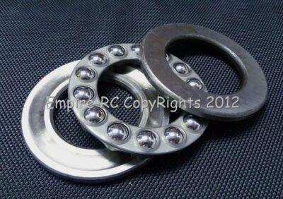 (2 PCS) 51201 (12x28x11 mm) Axial Ball Thrust Bearing (12mm x 28mm x 11mm)