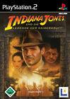 Indiana Jones und die Legende der Kaisergruft (Sony PlayStation 2, 2003, DVD-Box)