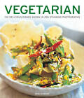 Vegetarian: 150 Delicious Dishes Shown in 200 Stunning Photographs by Emma Summer (Paperback, 2013)
