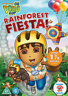 Go Diego Go - Rainforest Fiesta (DVD, 2012)