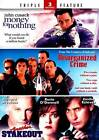 Money for Nothing/Disorganized Crime/Another Stakeout (DVD, 2011, 2-Disc Set)