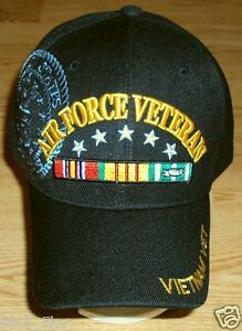 U-S-AIR-FORCE-USAF-VIET-NAM-VIETNAM-WAR-ERA-VETERAN-VET-BASEBALL-BALL-CAP-HAT