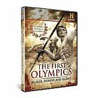 The First Olympics - Blood, Honor And Glory (DVD, 2012)