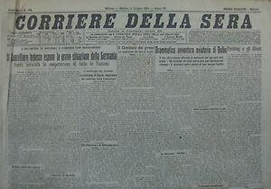 034-CORRIERE-DELLA-SERA-034-N-134-SABATO-8-GIU-1931-ORIGINALE-D-039-EPOCA