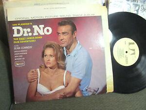 Monty Norman Dr No Original Motion Picture Soundtrack Album