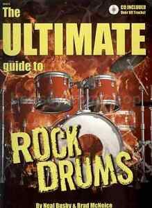 104-PAGE-THE-ULTIMATE-GUIDE-TO-ROCK-DRUMS-BOOK-LEARN-TO-PLAY-DRUMS-TUITIONAL-CD
