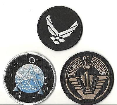 Stargate SG-1 Screen Patch Set