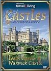 Castles Of Great Britain And Ireland - Leeds And Warwick (DVD, 2010)