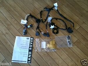 GENUINE-Land-Rover-Discovery-3-Tow-Bar-Electrics-YWJ500201