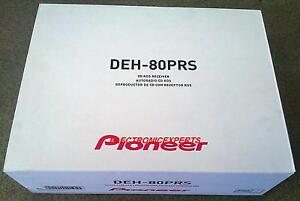 itm Pioneer DEH PRS CD USB Bluetooth Sound Quality Unit Digital Signal Processor
