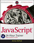 JavaScript 24-Hour Trainer by Jeremy McPeak (Paperback, 2010)