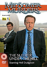 Midsomer Murders - The Sleeper Under The Hill (DVD, 2012) NEW UNSEALED MINT