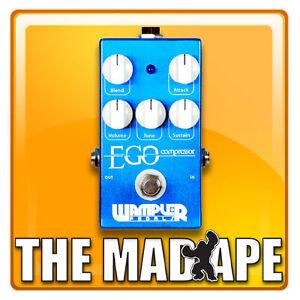 New-Wampler-Ego-Compressor-Pedal