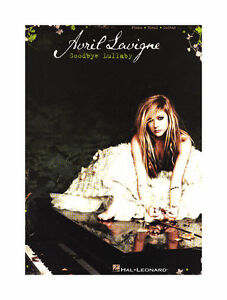 Goodbye-Lullaby-Avril-Lavigne-Audio-CD-New-FREE-amp-FAST-Delivery