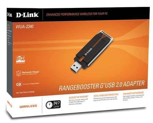 D-Link WUA-2340 USB Adapter MediaTek WLAN Driver for Windows