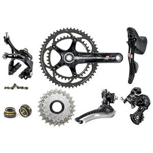 2011-Campagnolo-Record-11-Group-set-9-pc-Groupset-Campy-Gruppo-Super-Value