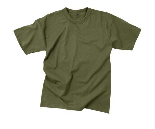 100/% Cotton Military T-Shirts Tees Tee Shirts