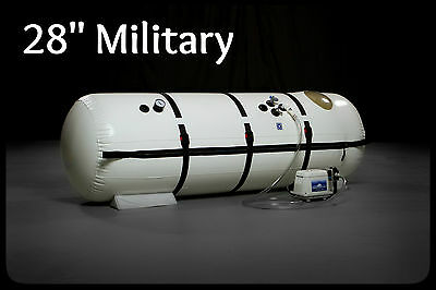 "28"" Military Portable Hyperbaric Chamber - Brand New, Free Shipping in US"