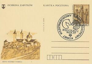 Poland postmark - sport chess BYDGOSZCZ - Bystra Slaska, Polska - Poland postmark - sport chess BYDGOSZCZ - Bystra Slaska, Polska