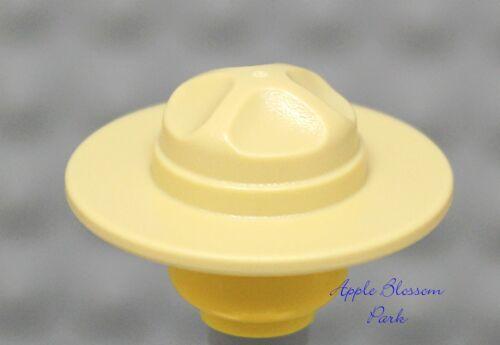 NEW Lego Minifig TAN RANGER HAT Mountie Cavalry Horse Soldier Head Gear Cap
