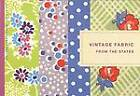 Vintage Fabric from the States by PIE Books (Paperback, 2006)