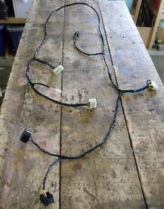 vintage ski doo reproduction rv wiring harness f a 1976 1977 1978 image is loading vintage ski doo reproduction rv wiring harness f a