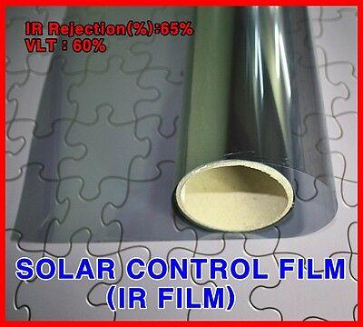 IR Silve Film 65%/IR Rejection 60%/Window/Tint/Car/Super/High Heat/ARCHISTAR/Rol