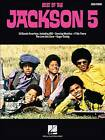 The Jackson 5: Best of - Easy Piano by Hal Leonard Corporation (Paperback, 2011)